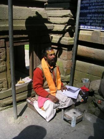 Bageshwar, India: Temple