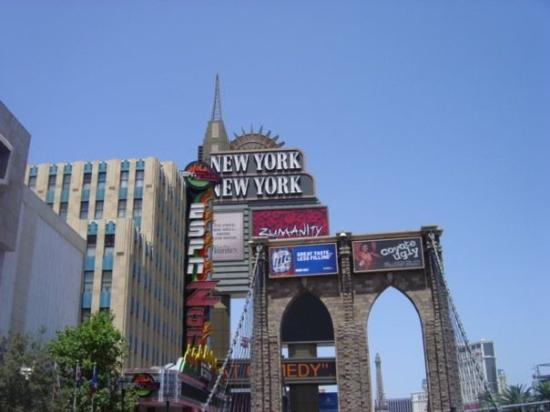 Bilde fra New York - New York Hotel and Casino