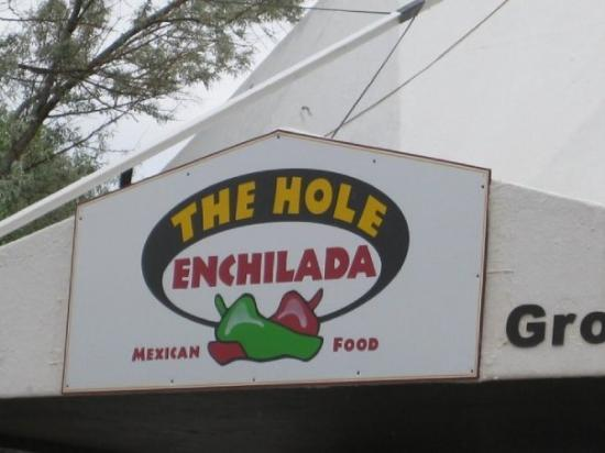 Flagstaff, AZ: Yes, we were skeptical too at first...but turns out the Hole is oh so delicious!