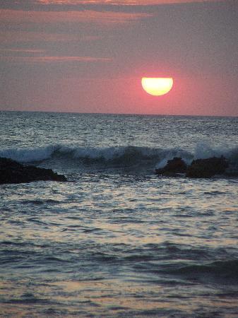 Occidental Tamarindo: Beautiful sunsets!
