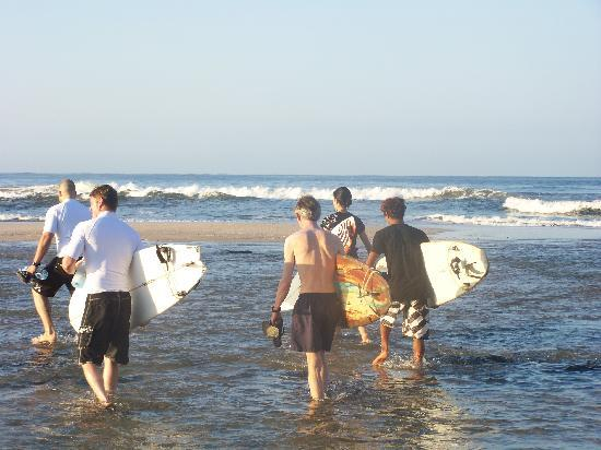 Occidental Tamarindo: Perfect for surfing