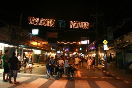 Bilde fra Patong