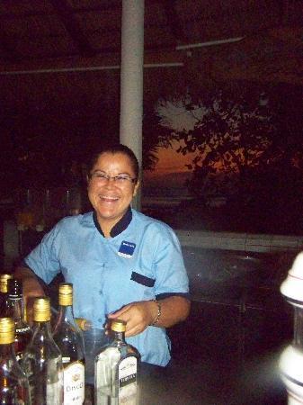 Occidental Tamarindo: Rosellena ~ Friendly wait staff