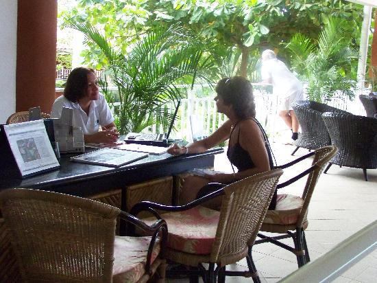 Occidental Tamarindo: Jusy, from TAM travel