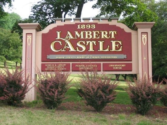 Paterson, NJ: Lambert Castle was built in 1892 by English immigrant, Catholina Lambert.  The son of working cl
