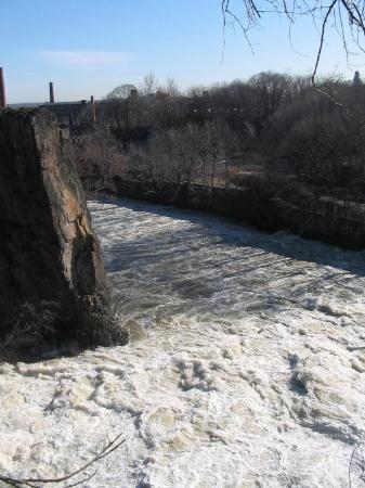 Paterson, NJ: Serious white water