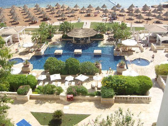 Sheraton Sharm Hotel, Resort, Villas & Spa: Un Sogno Realizzato a Sharm