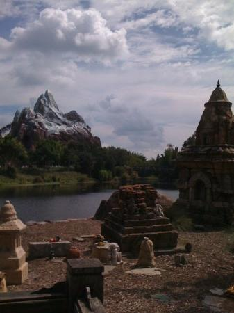 Disney's Animal Kingdom: Expedition Everest