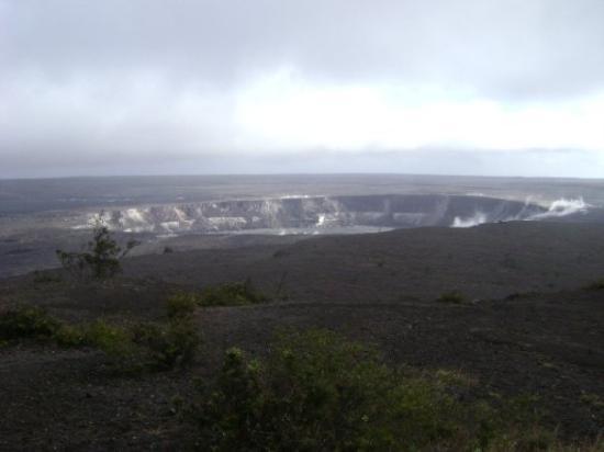 Bilde fra Hawaii Volcanoes National Park