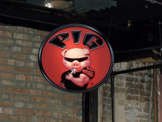 Bilde fra Pig On Beale