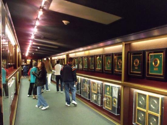 Graceland: All those gold and platinum records