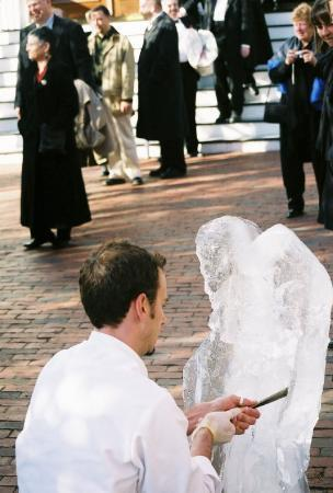 Provincetown, MA: DAY 3 - Wedding Day - Receiving Lines
