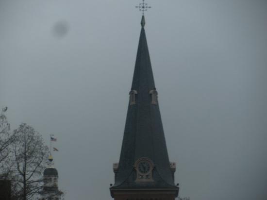 Annapolis, MD: Church Staple