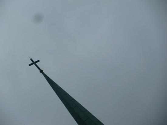 Annapolis, MD: Church Staple (from a cool angle)