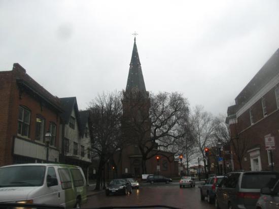 Annapolis, MD: Church Far Away