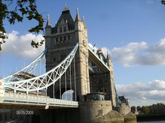 London Walks: the Tower Bridge, una maravilla