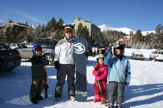 Breckenridge, CO: Foursome Awesome!