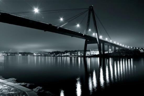 Stavanger by night 4