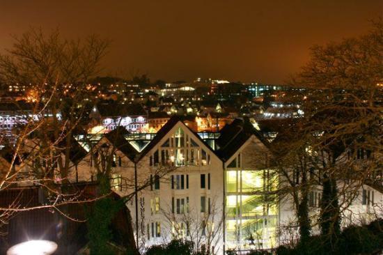 Stavanger by night 1