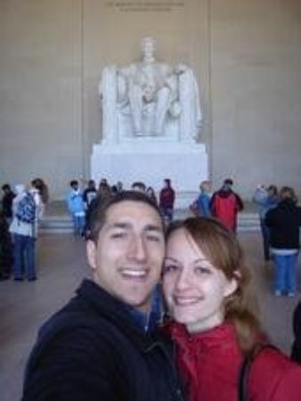 Lincoln Memorial: Visit to D.C.