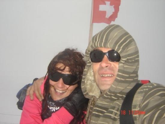 Interlaken, Sveits: JUNGFRAU