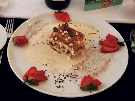 La Rosa Restaurant: Medcafe Restaurant & Bar