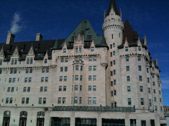 Fairmont Chateau Laurier: Gorgeous hotel