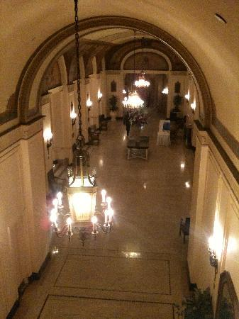 Fairmont Chateau Laurier: Beautiful public spaces