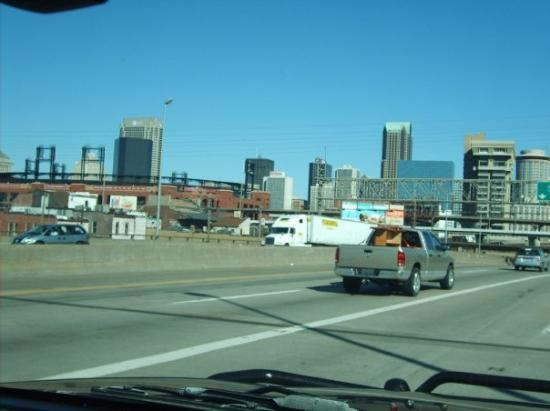 Saint Louis, MO: downtown St.Louis