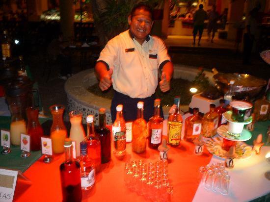 Viva Wyndham Azteca: drink