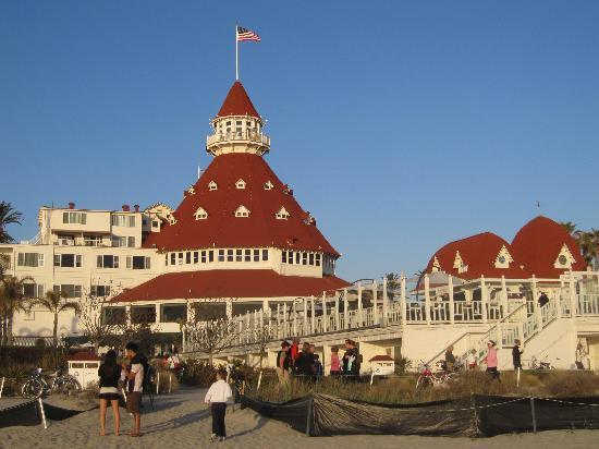 Hotel del Coronado: ホテルデルコロナド