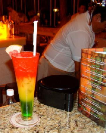 El Dorado Sensimar Riviera Maya: GREAT drinks!!!!