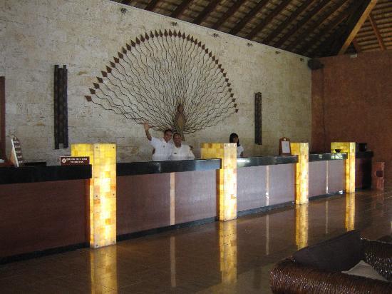 Punta Cana Princess All Suites Resort & Spa: Lobby