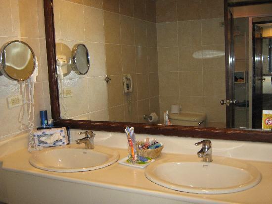 Punta Cana Princess All Suites Resort & Spa: Bathroom