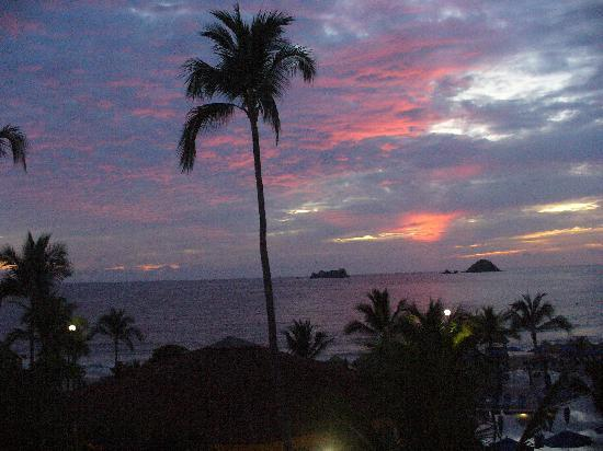 Barcelo Ixtapa: sunset