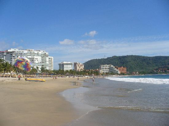 Barcelo Ixtapa: beach