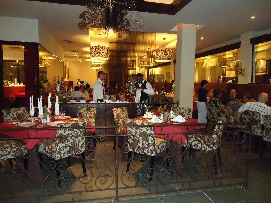 Dreams La Romana Resort & Spa: restó francés