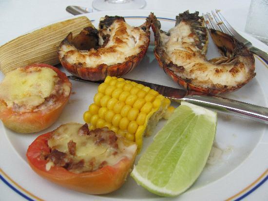 Iberostar Grand Bavaro: Wonderful lunch buffet