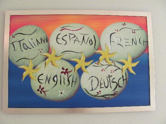 Iberostar Grand Hotel Bavaro: languages spoke by the star friends