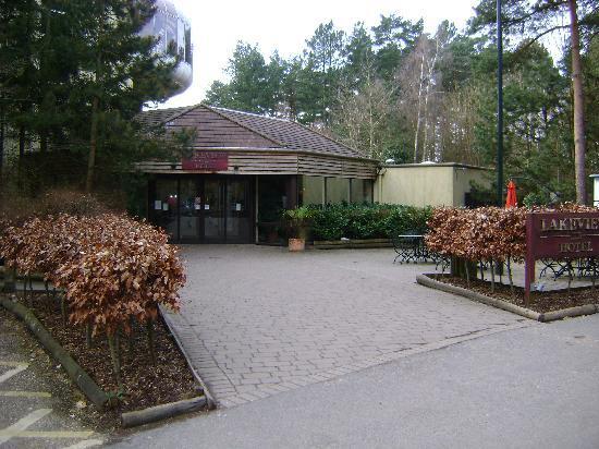 Center Parcs Elveden Forest: Hotel