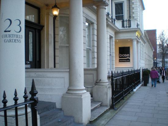 The Nadler Kensington: next door to hotel