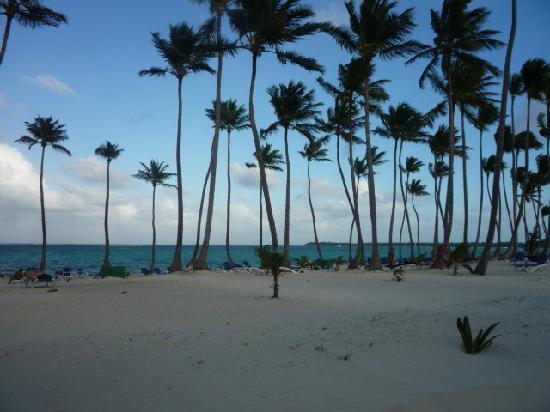 Punta Cana, Den dominikanske republikk: paz y silincio solo el ruido del mar
