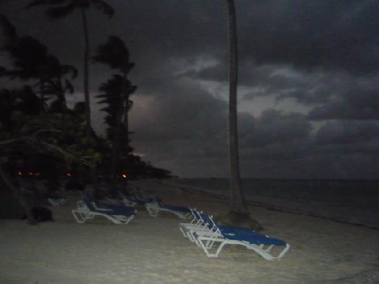 Punta Cana, Den dominikanske republikk: noches  hermosas