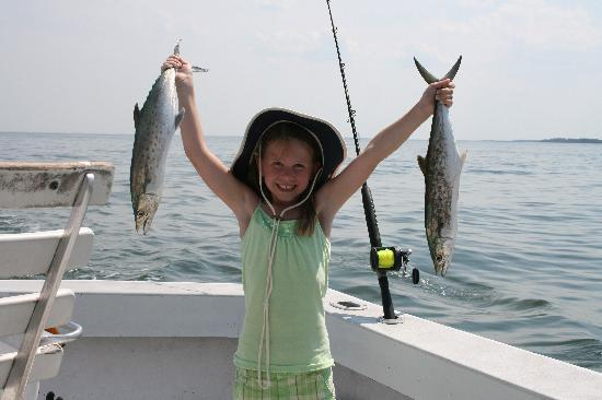 Sport Fishing Gullah Gal: Look Mom !