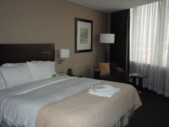 Hilton Mexico City Reforma: Room on 25th Floor