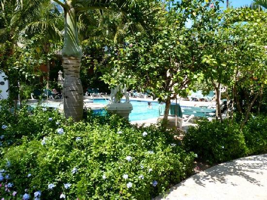 Sandals Royal Bahamian Spa Resort & Offshore Island: Hidden Pool in the Royal Village