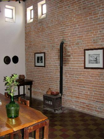 Casa Hernandez: Dining area