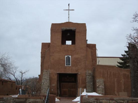 Santa Fe, NM: Chapel of San Miguel