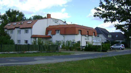Schoeneberg b. Angermuende, Alemanha: Landhotel, Felchow