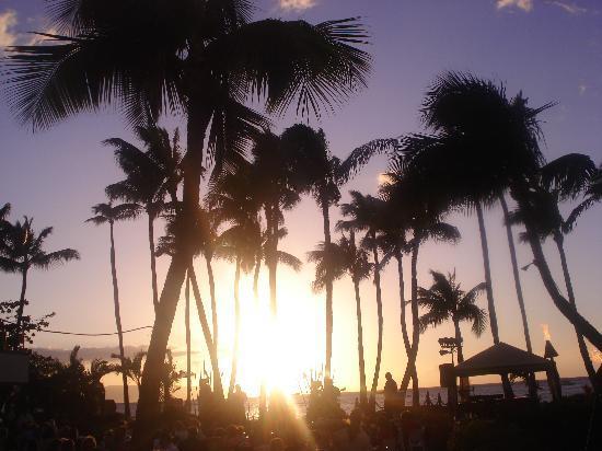 The Westin Maui Resort & Spa, Ka'anapali: Luau